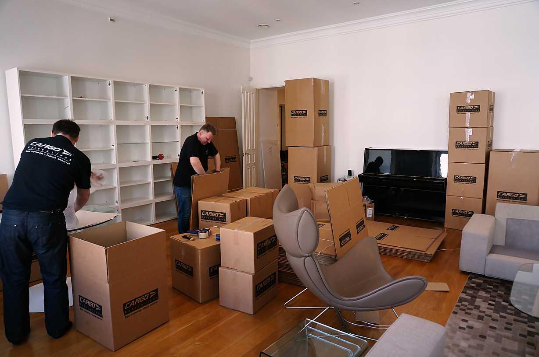 Грузчики для переезда квартиры