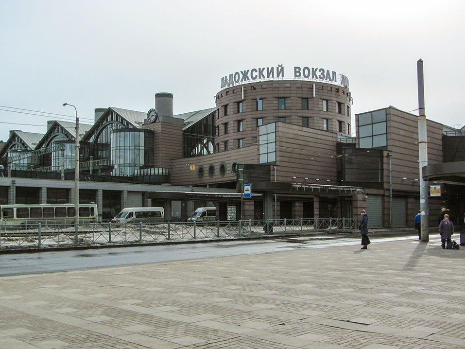 Грузчики Ладожская