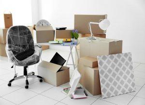 Офисный переезд с грузчиками по специальной цене