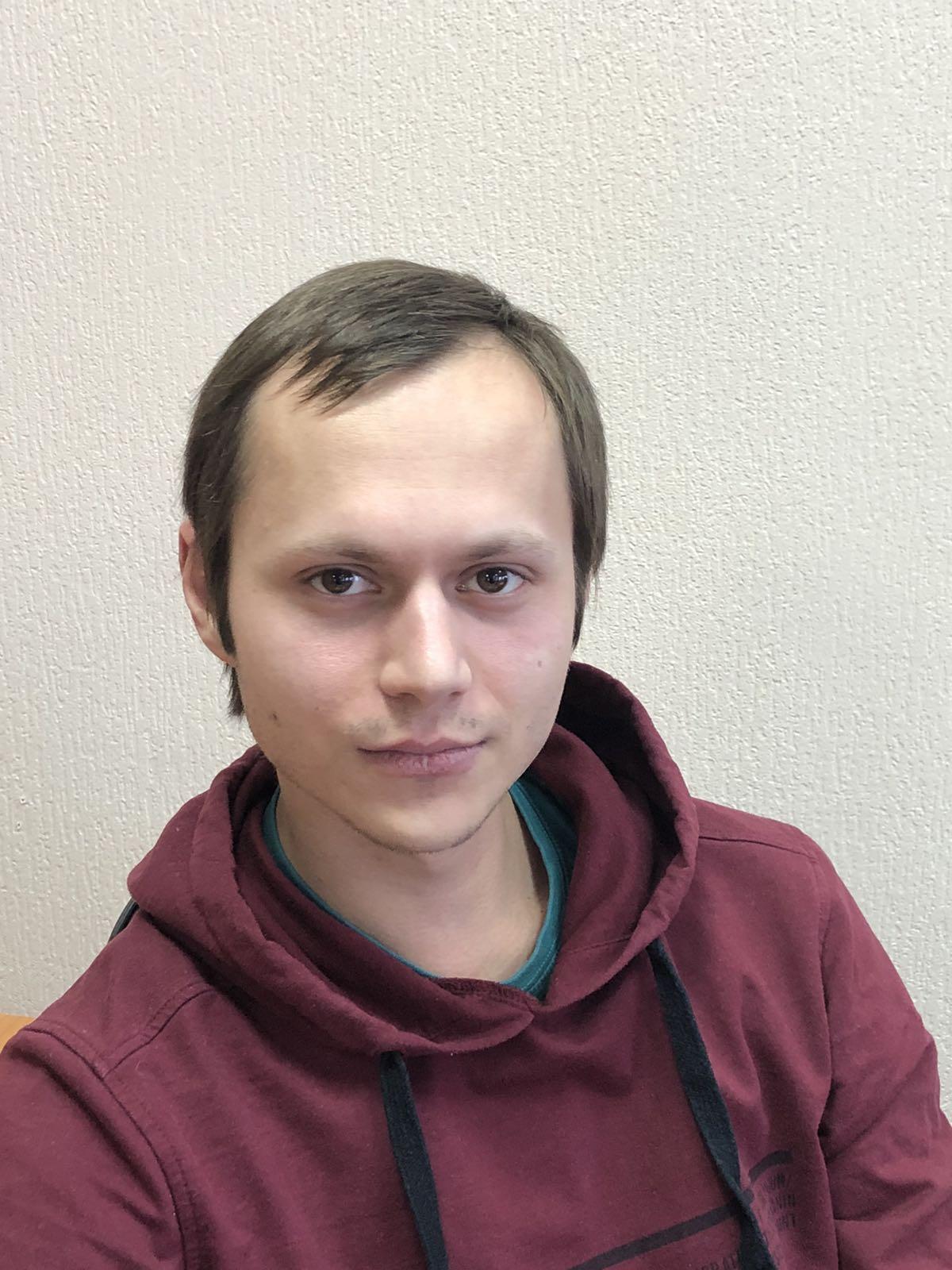 Worker: Строганов Евгений Александрович